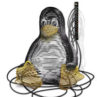 Linux Magazine - Tux Wired